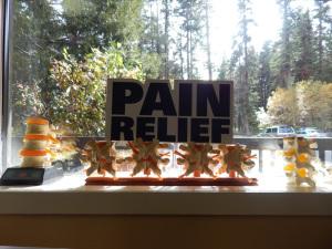 Tahoe City pain relief