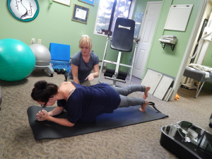 exercise therapy at tahoe city chiropractic