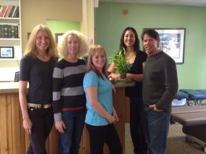 Tahoe City Chiropractic Staff Photo